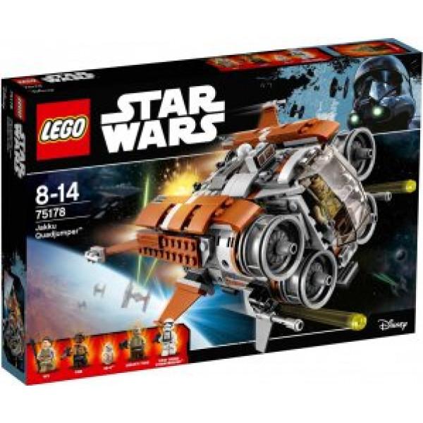 Lego Star Wars Tm - Jakku Quadjumper - 75178 från Lego