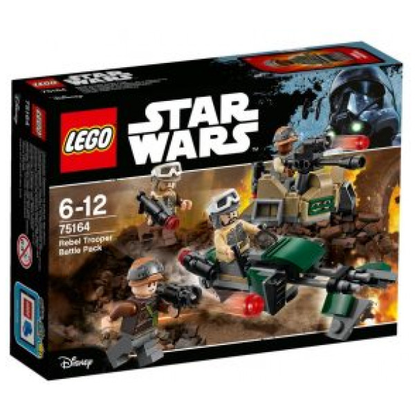 Lego Star Wars Tm - Rebel Trooper Battle Pack - 75164 från Lego