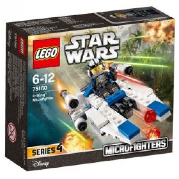 Lego Star Wars Tm - U-Wing™ Microfighter - 75160 från Lego