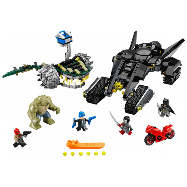 Lego Super Heroes - Batman Killer Croc Sewer Smash 76055 från Lego