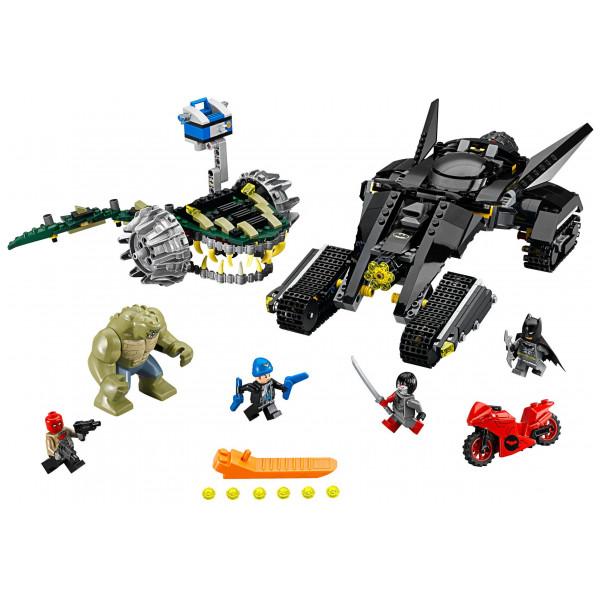 Lego Super Heroes - Batman Killer Croc Sewer Smash 76055 från Lego