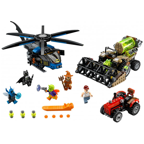 Lego Super Heroes - Batman Scarecrow Harvest Of Fear 76054 från Lego