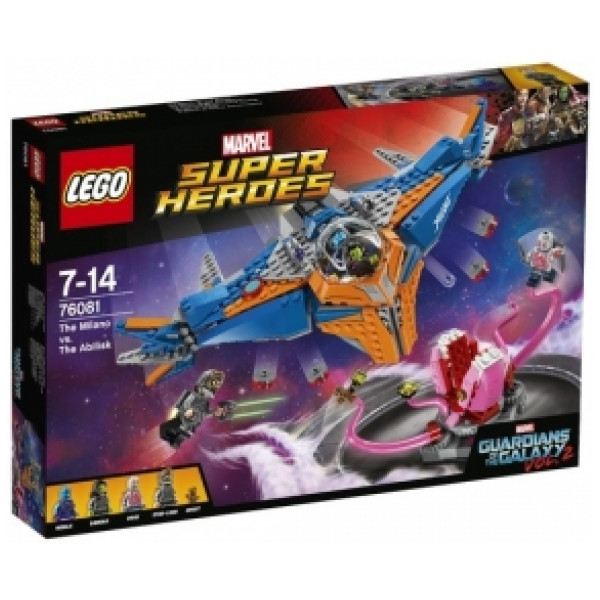 Lego Super Heroes - Guardians Of The Galaxy - 76081 från Lego