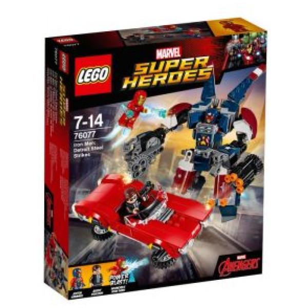 Lego Super Heroes - Iron Man Detroit Steel Anfaller - 76077 från Lego