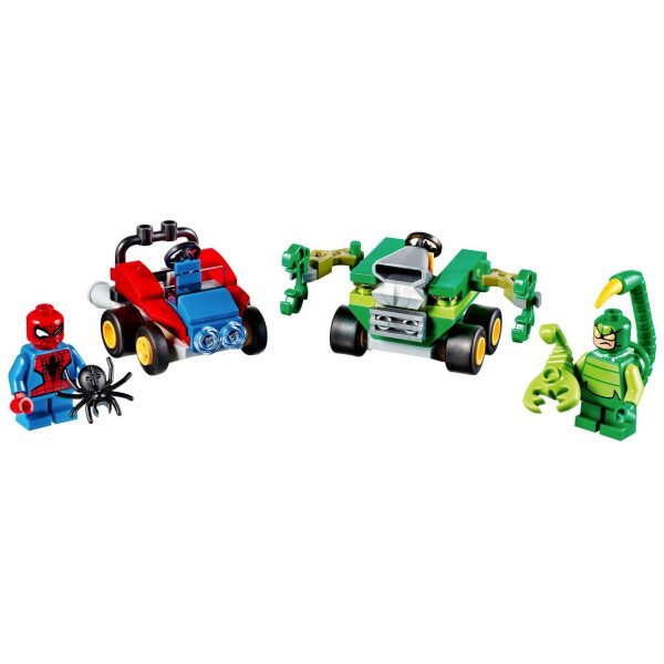 Lego Super Heroes Lego Mighty Micros Spider-Man Vs Scorpion 76071 från Lego super heroes