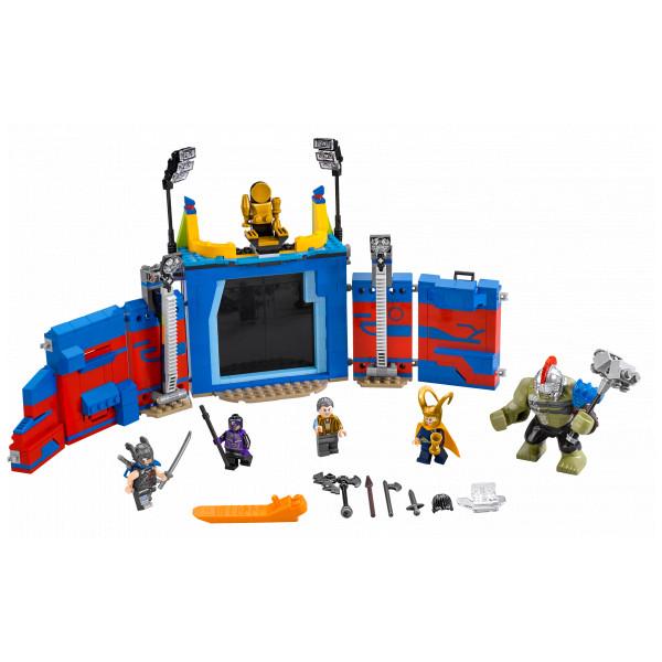 Lego Super Heroes Lego Thor Vs Hulk Arena Clash 76088 från Lego super heroes