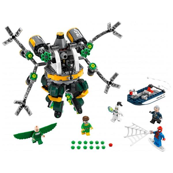 Lego Super Heroes - Spider-Man Doc Ock's Tentacle Trap 76059 från Lego
