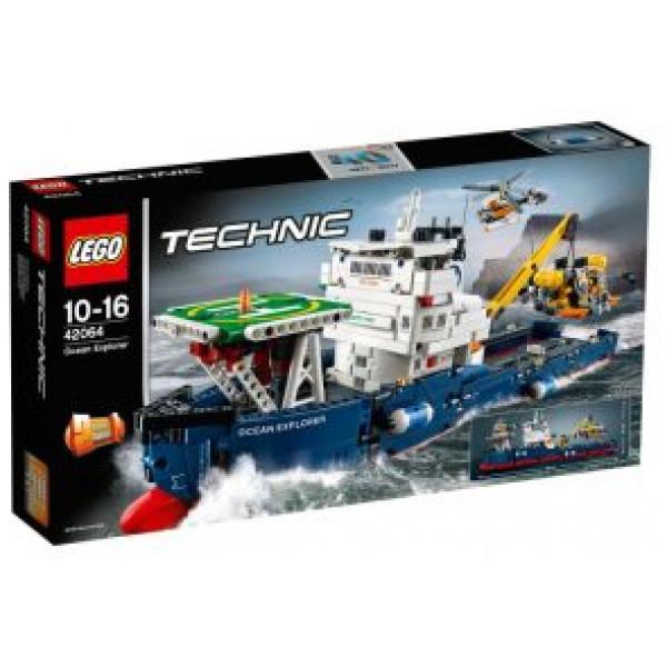 Lego Technic - Havsutforskare - 42064 från Lego