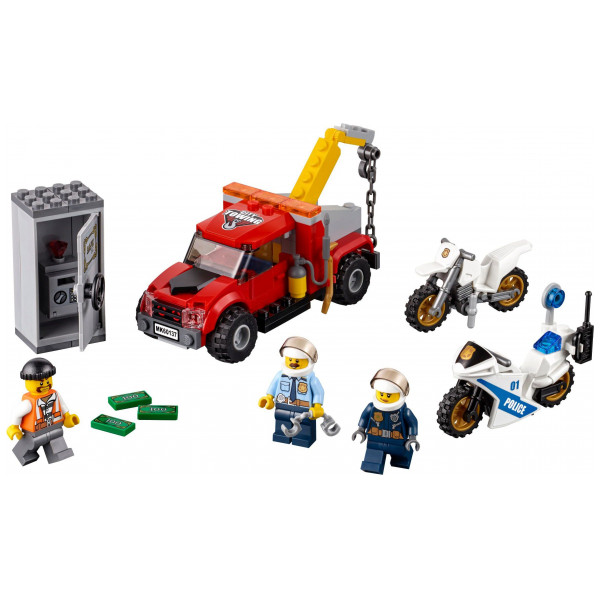 Lego Technic Lego City - Tow Truck Trouble 60137 från Lego technic