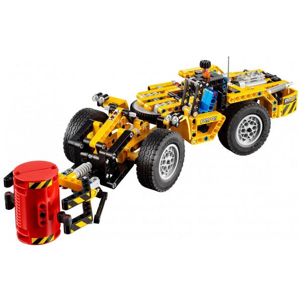 Lego Technic - Mine Loader 42049 från Lego
