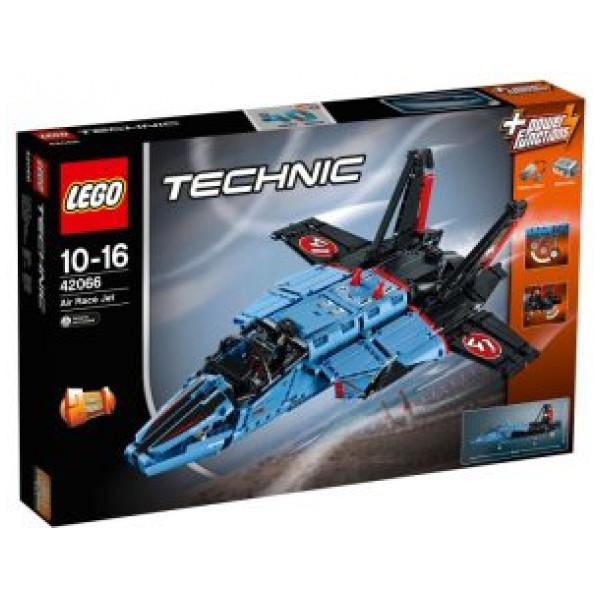 Lego Technic - Tävlingsjet - 42066 från Lego