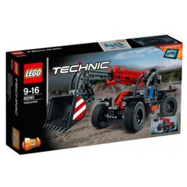 Lego Technic - Teleskoplastare - 42061 från Lego
