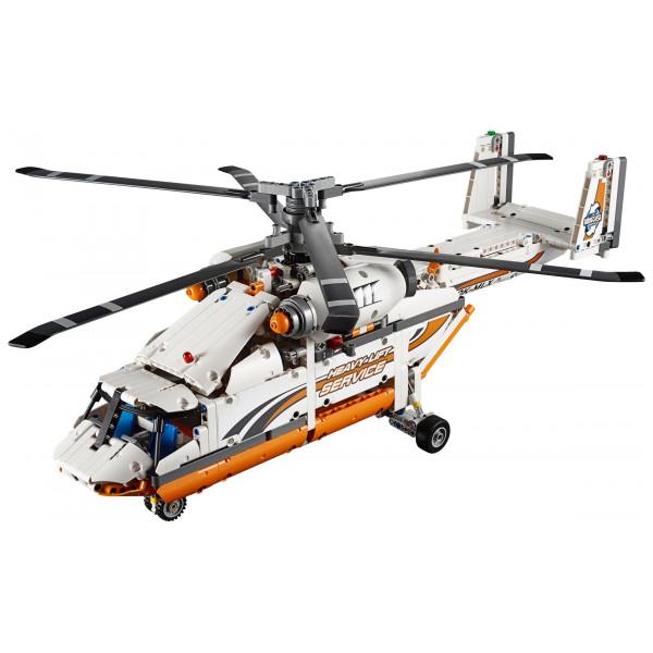 Lego Technich - Heavy Lift Helicopter 42052 från Lego