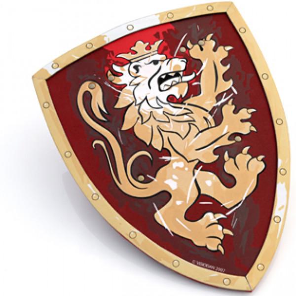 Liontouch Riddarens Sköld Röd från Liontouch