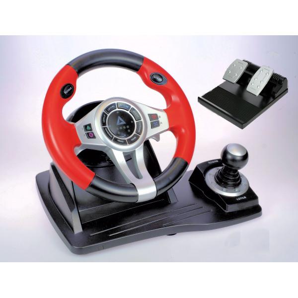 Logic3 Tv-Spel Topdrive Gt450 Racing Wheel från Logic3