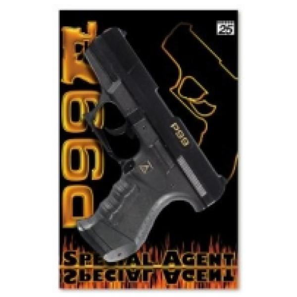 Lucky Luke Leksaksvapen Pistol Special Agent P99pkk från Lucky luke