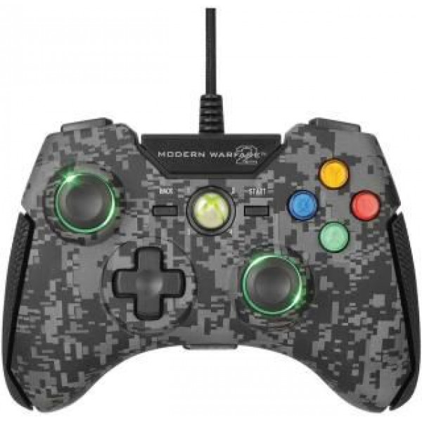Mad Catz Tv-Spel Modern Warfare 2 Xbox 360 Wired Controller - Black från Mad catz