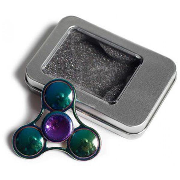Made In China Sällskapsspel Spinner Fidget - Metal Multi Color 520286 från Made in china