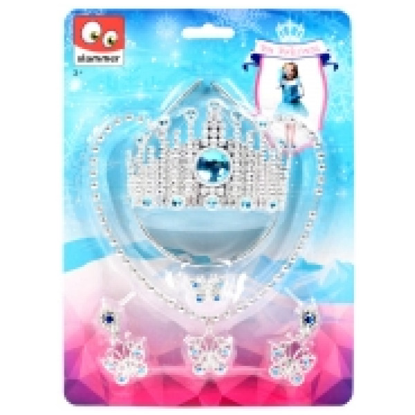 Maskerad Ice Princess Prinsesset från Inget märke