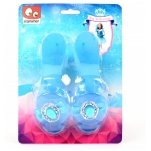 Maskerad Ice Princess Skor från Inget märke
