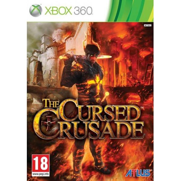 Mastertronic Tv-Spel Cursed Crusade från Mastertronic