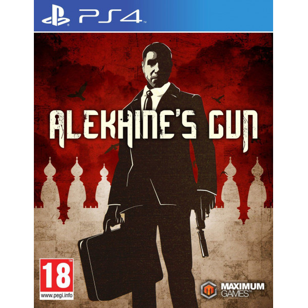 Maximum Games Tv-Spel Alekhine's Gun från Maximum games