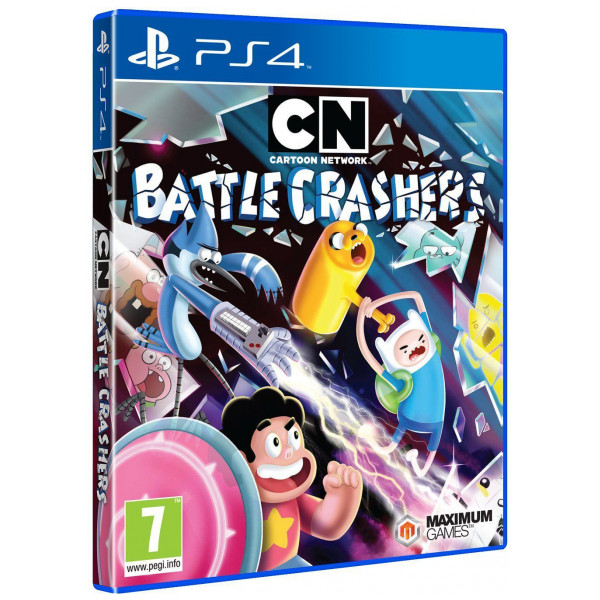 Maximum Games Tv-Spel Cartoon Network - Battle Crashers från Maximum games