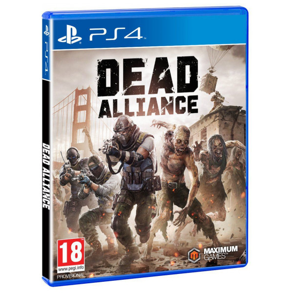 Maximum Games Tv-Spel Dead Alliance från Maximum games