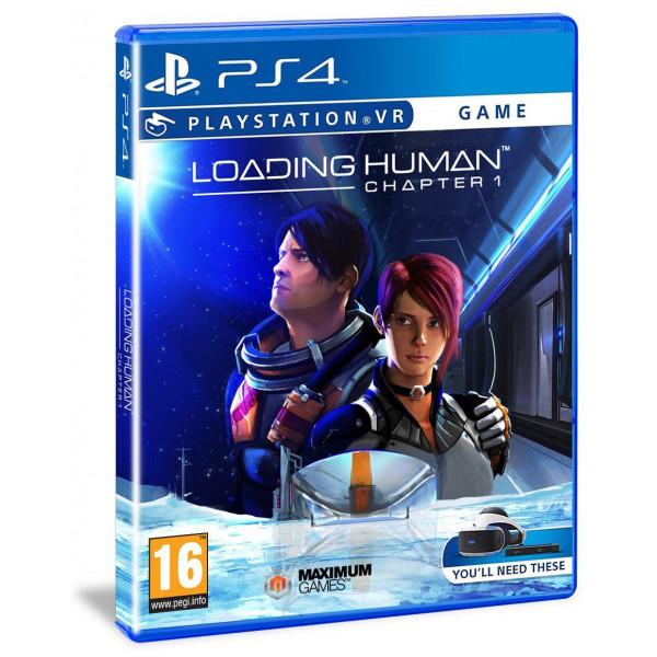 Maximum Games Tv-Spel Loading Human Vr från Maximum games