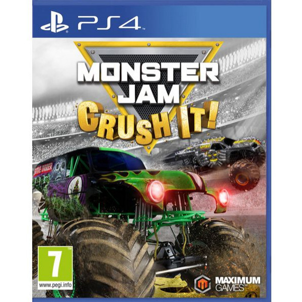Maximum Games Tv-Spel Monster Jam - Crush It från Maximum games