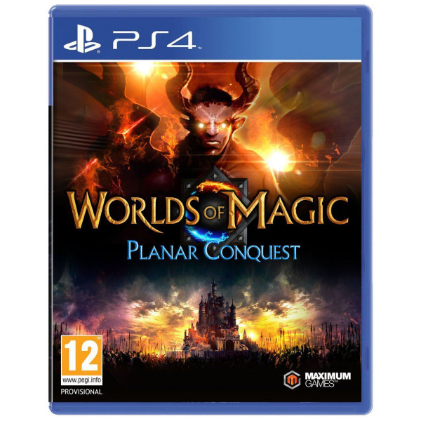 Maximum Games Tv-Spel Worlds Of Magic - Planar Conquest från Maximum games