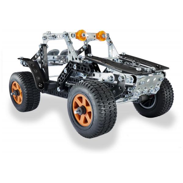 Meccano Lego 4X4 Truck Set 443Pcs från Meccano