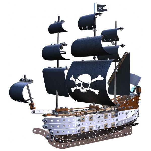 Meccano Lego Pirate Ship från Meccano