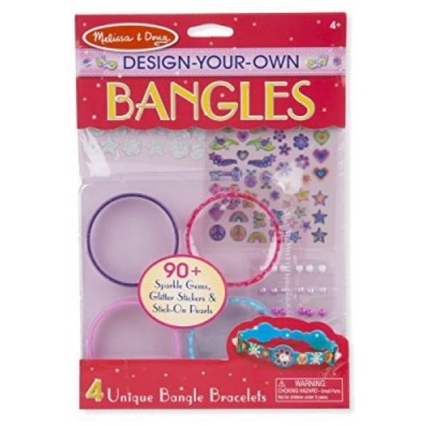 Melissa & Doug Design-Your-Own - Bangles från Melissa & doug