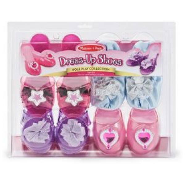 Melissa & Doug Maskerad Dress-Up Shoes från Melissa & doug