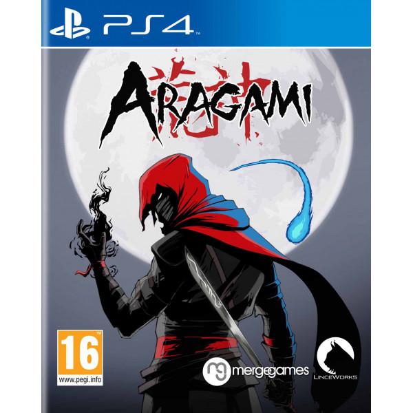 Mergegames Tv-Spel Aragami från Mergegames