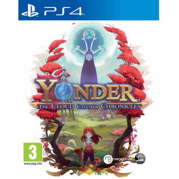 Mergegames Tv-Spel Yonder The Cloud Catcher Chronicles från Mergegames