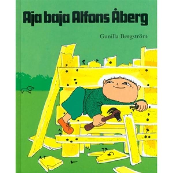 Micki Barnböcker Aja Baja Alfons Åberg från Micki