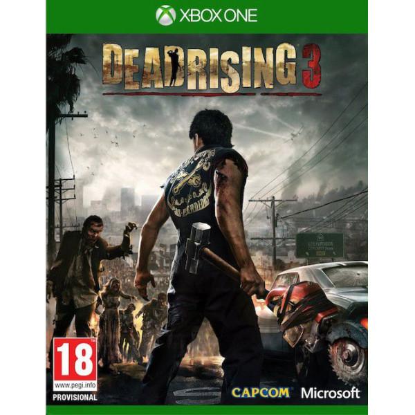 Microsoft Tv-Spel Dead Rising 3 - Apocalypse Edition Nordic från Microsoft