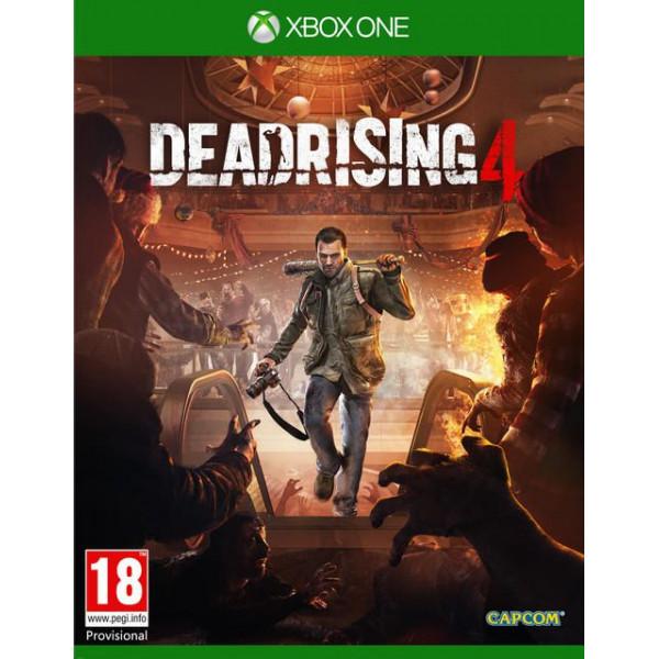 Microsoft Tv-Spel Dead Rising 4 från Microsoft