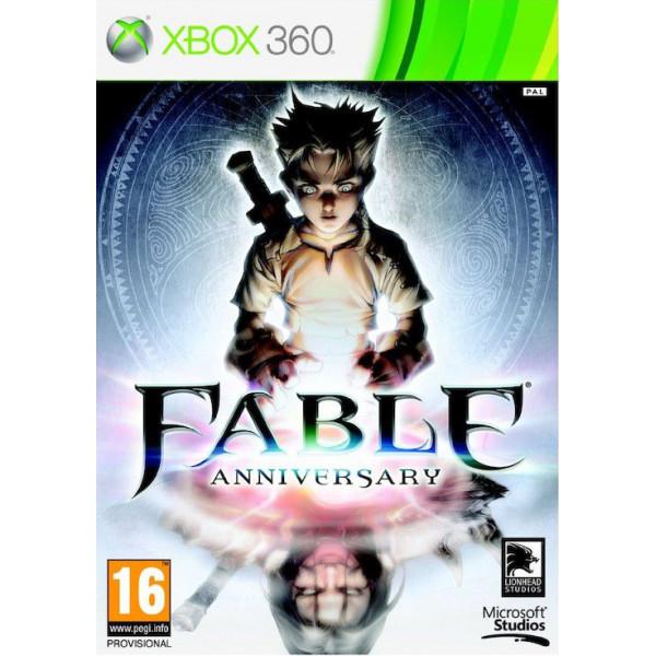 Microsoft Tv-Spel Fable Anniversary från Microsoft