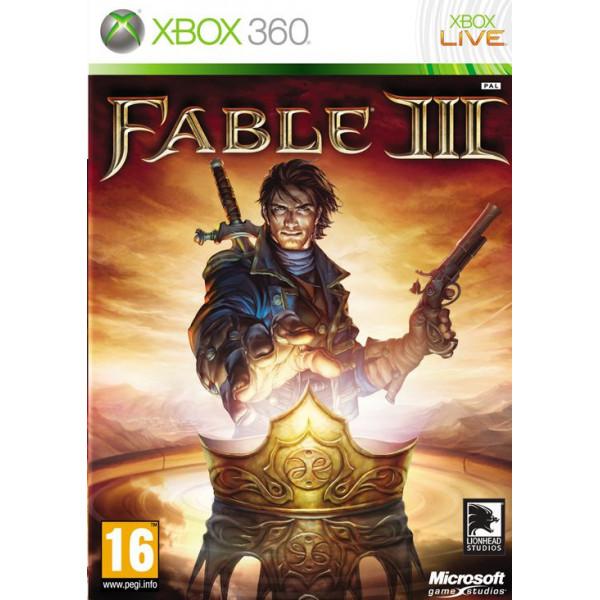 Microsoft Tv-Spel Fable Iii 3 från Microsoft