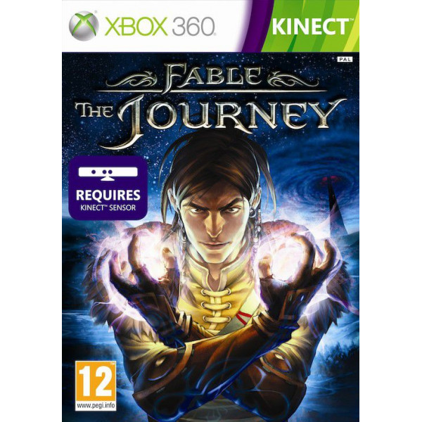 Microsoft Tv-Spel Fable The Journey Kinect Nordic från Microsoft