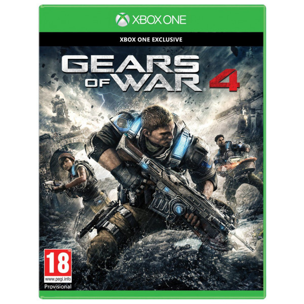 Microsoft Tv-Spel Gears Of War 4 från Microsoft