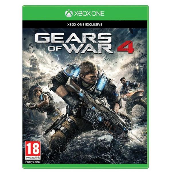 Microsoft Tv-Spel Gears Of War 4 Nordic från Microsoft