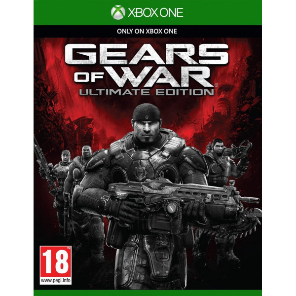 Microsoft Tv-Spel Gears Of War - Ultimate Edition från Microsoft