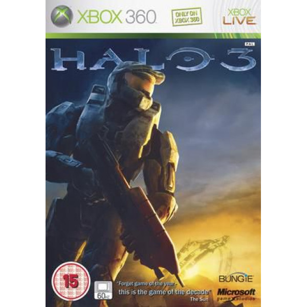Microsoft Tv-Spel Halo 3 från Microsoft