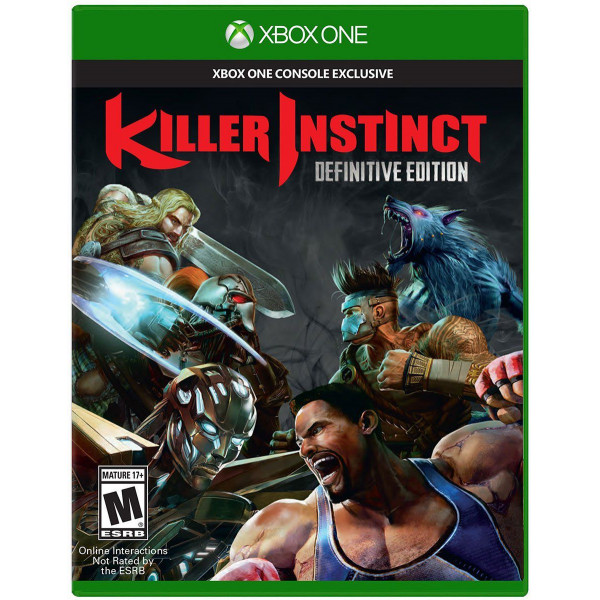 Microsoft Tv-Spel Killer Instinct - Definitive Edition från Microsoft