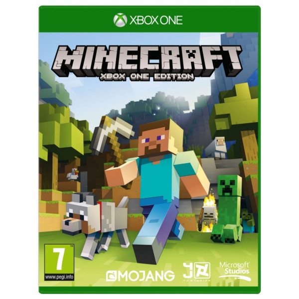 Microsoft Tv-Spel Minecraft xbox One från Microsoft