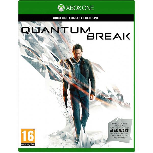 Microsoft Tv-Spel Quantum Break xbox One från Microsoft